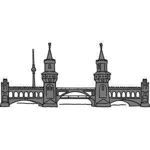 Oberbaumbrücke Berlin 2