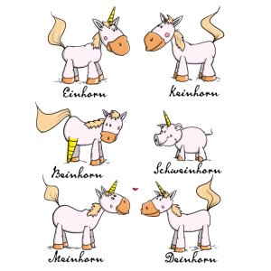 Einhorn - Keinhorn