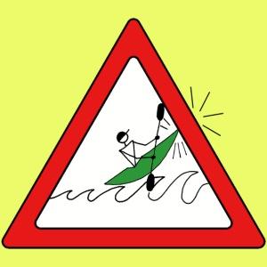 Kajak Unfall im Dreieck