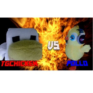 TGCHICKEN VS POLLO