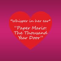 Valentines - * Flüstern in ihrem Ohr *