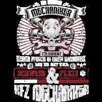 Mechaniker Ehre! Limited Edition!