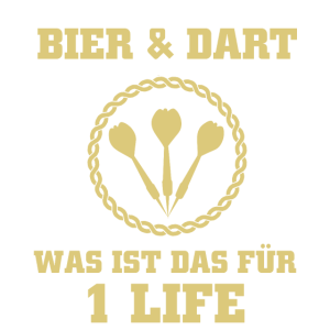 Bier und Dart