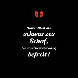 """""""Freies Schwarz-Schaf"""""""
