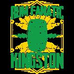 T-shirt Rum Fanatic - Kingston, Jamajka