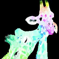 Giraffe Polygon