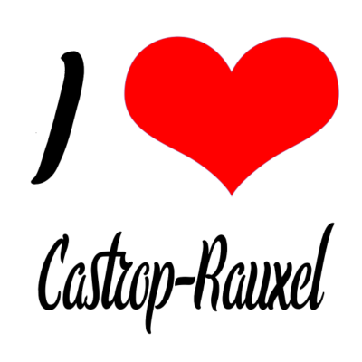 I love Castrop-Rauxel - I love Castrop-Rauxel - Liebst Du Castrop-Rauxel weil Du Castrop-Rauxeler bist oder weil Du die Stadt einfach so toll findest? Bekenne Dich jetzt zu Deiner Heimatstadt und beweise Heimatliebe. - love,liebe,ich liebe,ich,i love,heimatstadt,heimatliebe,Wappen,Städte,Stadtwappen,Stadt,Flagge,Deutsch,Castrop-Rauxeler,Castrop-Rauxel