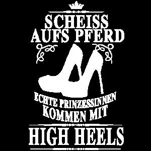 high heels power