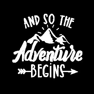 Abenteur Bergsteigen