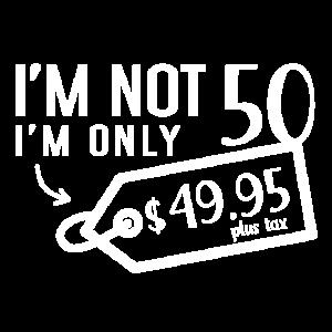50er Geburtstag