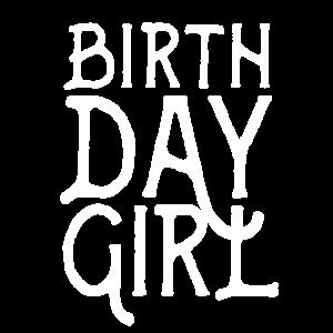 Geburtstagsmädchen Geschenk