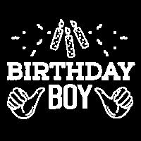 Geburtstags - Junge