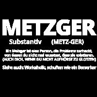 Metzger Substantiv