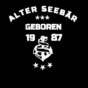 1987 alter Seebär