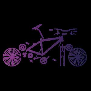 Fahrrad Einzelteile