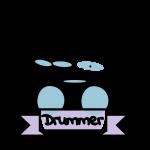 Bockmusik Drummer