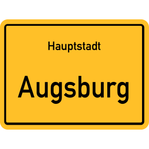 Hauptstadt Augsburg
