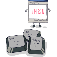 Ich vermisse Sie CAD Tastatur - computer