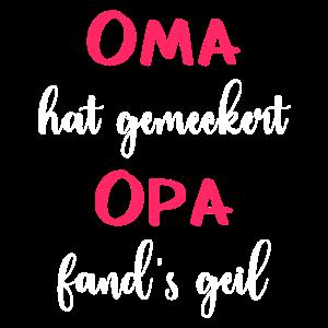 Oma & Opa pink