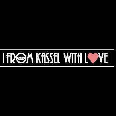 From Kassel With Love_white - we love kassel - Kassel