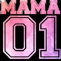 Mama 01 Weihnachten Partner Paar Liebe Geschenk