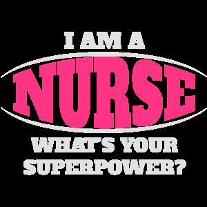 Nurse Superpower