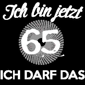 65. Geburtstag