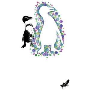 Magic Penguin by BlackenedMoonArts, w. logo