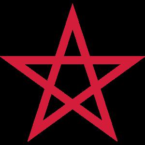 Pentagramm Wicca
