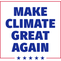 MAKE CLIMATE GREAT AGAIN