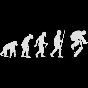 Skateboarder Evolution