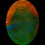 Klaras Fingermalerei 1
