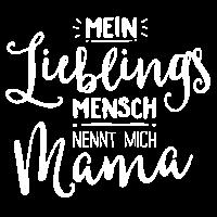 Lieblingsmensch Mama