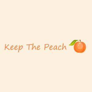 Keep the peach with sweet peach