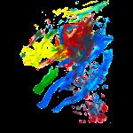 Klaras Fingermalerei 3