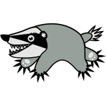 Swiss Army Badger