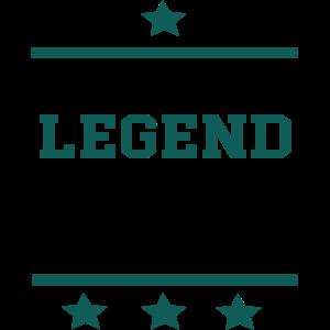 The Legend since 1976