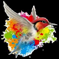 Colibri Freund logo