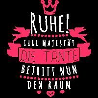 Majestät - die Tante