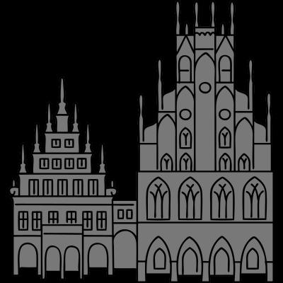 """Rathaus Münster 2 - Das Historische Rathaus am Prinzipalmarkt ist eines der Wahrzeichen der Stadt Münster in Westfalen. Das Rathaus ist bekannt durch den Westfälischen Frieden, der den Dreißigjährigen Krieg beendete. - """"Westfälischen Frieden"""",""""Dreißigjährigen Krieg"""",gotisch,Westfalen,Wahrzeichen,Stadt,Rathaus,Prinzipalmarkt,Nordrhein-Westfalen,Münsterland,Münster,Muenster,Markt,Kulturerbe,Krieg,Historisch,Gotik,Geschichte,Gebäude,Friedenssaal,Frieden,Bürgermeister,Architektur,Altstadt"""
