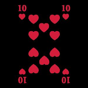 Herz 10 - Herz Zehn