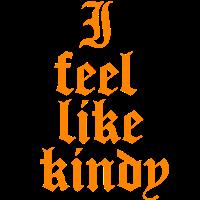 Ich fühle mich wie Orange