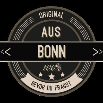 Original aus Bonn 100% - Original aus Bonn 100% - stätte,stadt,region,heimat,Landschaft,Kreis,Bonn