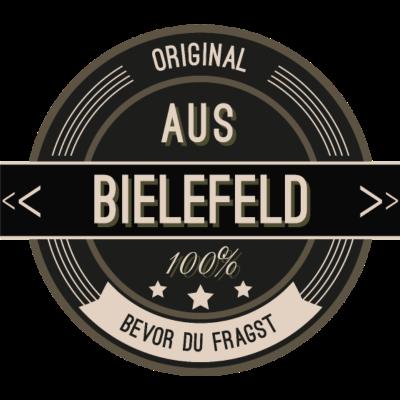 Original aus Bielefeld 100% - Original aus Bielefeld 100% - stätte,stadt,region,heimat,Landschaft,Kreis,Bielefeld