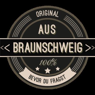 Original aus Braunschweig 100% - Original aus Braunschweig 100% - stätte,stadt,region,heimat,Landschaft,Kreis,Braunschweig