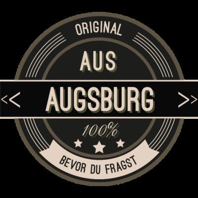 Original aus Augsburg 100% - Original aus Augsburg 100% - stätte,stadt,region,heimat,Landschaft,Kreis,Ahlen