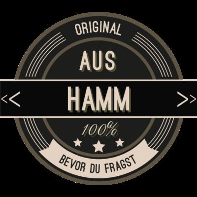 Original aus Hamm 100% - Original aus Hamm 100% - stätte,stadt,region,heimat,Landschaft,Kreis,Hamm
