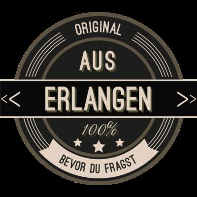 Original aus Erlangen 100% - Original aus Erlangen 100% - stätte,stadt,region,heimat,Landschaft,Kreis,Erlangen