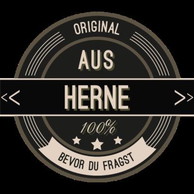 Original aus Herne 100% - Original aus Herne 100% - stätte,stadt,region,heimat,Landschaft,Kreis,Herne