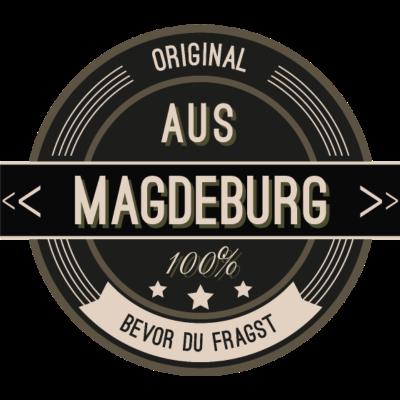 Original aus Magdeburg 100% - Original aus Magdeburg 100% - stätte,stadt,region,heimat,Magdeburg,Landschaft,Kreis